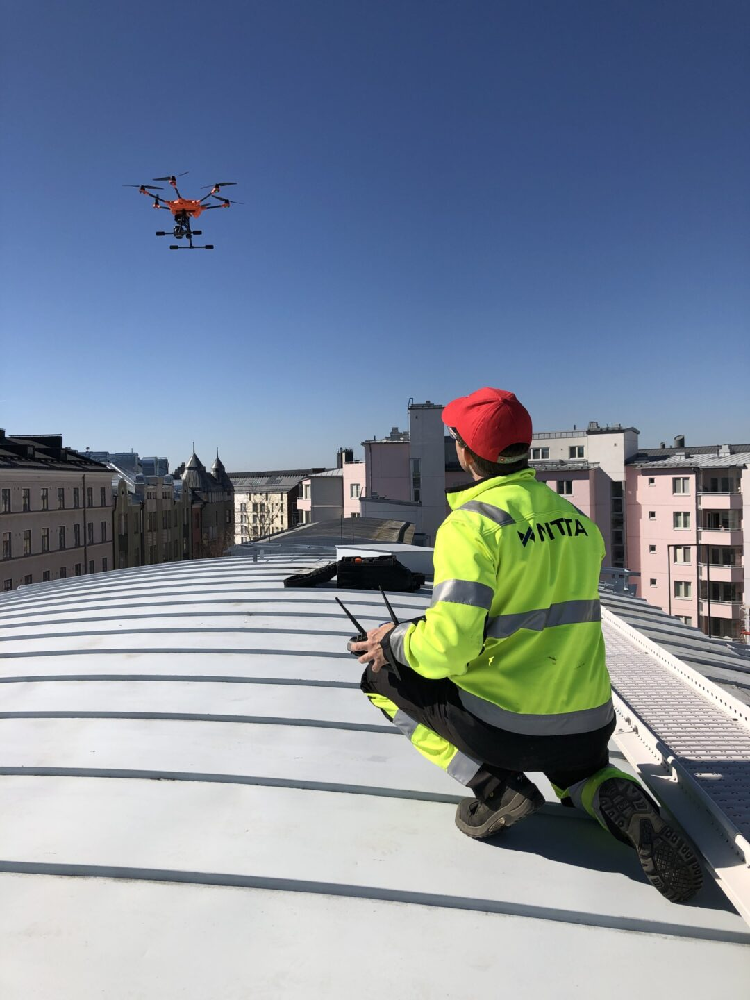 UAS and photogrammetic surveying